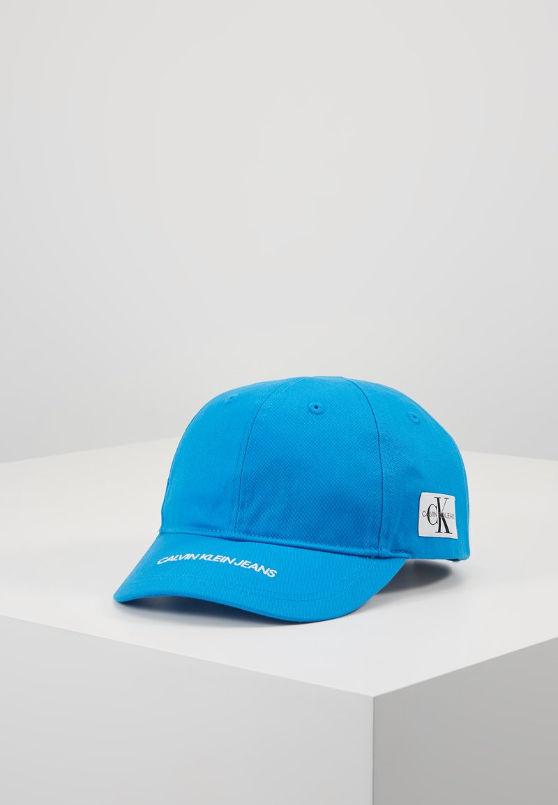 Calvin Klein Jeans - INSTITUTIONAL LOGO - Cap - blue