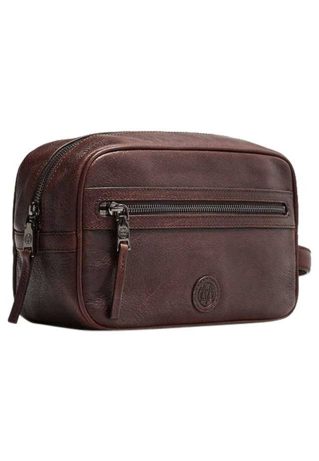 LIMITED EDITION - Wash bag - brown