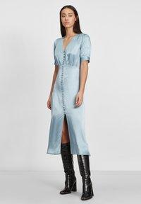 The Kooples - Day dress - blue - 0