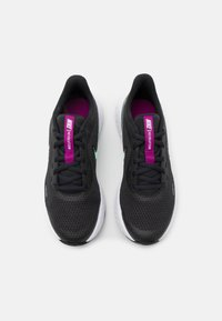 Nike Performance - REVOLUTION 5 POWER GG - Neutral running shoes - off noir/multicolor/red plum/white