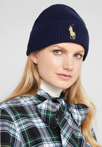 Polo Ralph Lauren - Mütze - navy/gold - 3
