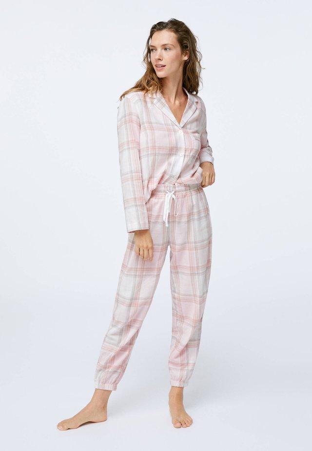 Pyjamasbyxor - rose