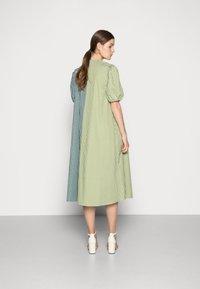 Résumé - FRANKIE DRESS - Day dress - green - 2