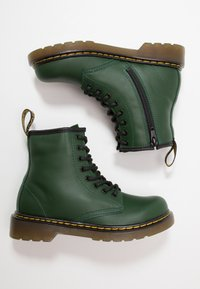 Dr. Martens - 1460 ROMARIO - Lace-up ankle boots - green - 0