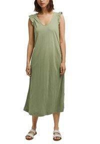 Esprit - Day dress - light khaki - 5