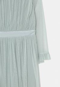 Anaya with love - FLARED SLEEVE DRESS - Vestido de cóctel - pale blue - 2