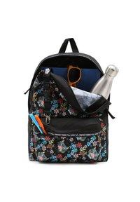 Vans - GR GIRLS REALM BACKPACK - Backpack - black - 3