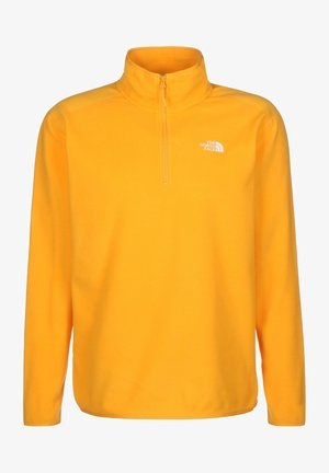 GLACIER 1/4 - Fleece jumper - summit gold