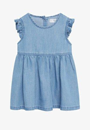 Denim dress - bleu clair