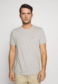 GAP - CREW 2 PACK - T-shirt basic - black - 4