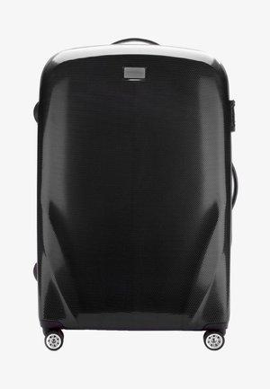 GROSSER KOFFER - Wheeled suitcase - black