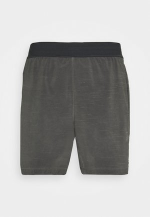 YOGA 2 IN 1 - Träningsshorts - anthracite/gray