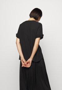Bruuns Bazaar - CAMILLA SIKE  - Blouse - black - 5