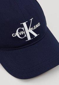 Calvin Klein Jeans - MONOGRAM  - Cap - blue - 6