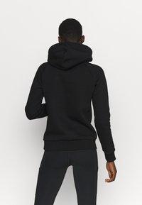 Peak Performance - ORIGINAL HOOD - Zip-up hoodie - black - 2