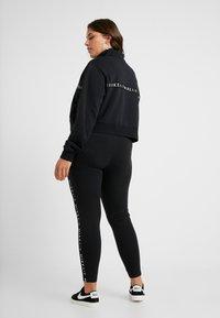 Nike Sportswear - AIR PLUS - Leggings - Trousers - black - 2