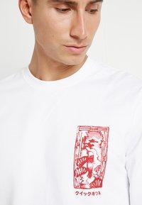 Only & Sons - ONSJANNICK - Sweatshirt - white - 4