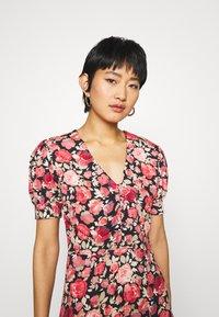 Trendyol - Skjortekjole - multi color - 3