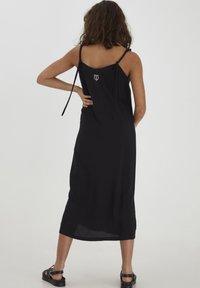 PULZ - NELLY  - Sukienka letnia - black beauty - 1