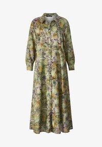 Sara Lindholm - Maxi dress - oliv,flieder - 3