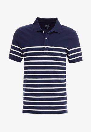 BRETTON - Polo shirt - dark blue