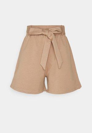 FLIRTY TIE - Shortsit - beige