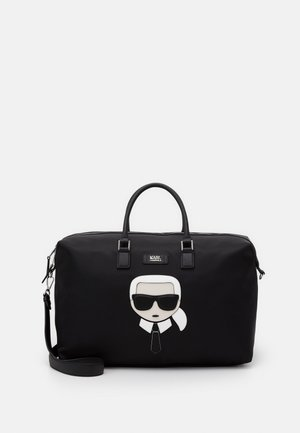 K/IKONIK  - Sac week-end - black