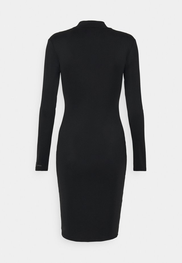 SPY DRESS - Etuikjoler - black
