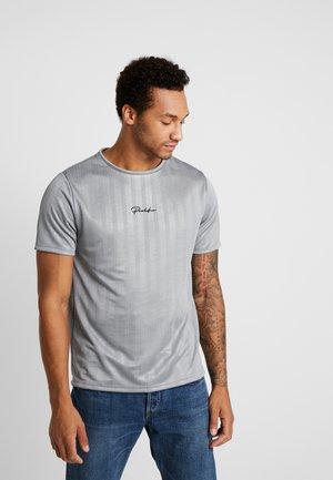 PROLIFIC FOOTBALL TEE - T-Shirt basic - light grey