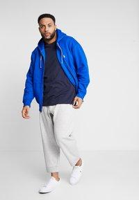 Polo Ralph Lauren Big & Tall - HOOD - Hoodie met rits - pacific royal - 1