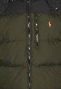 Polo Ralph Lauren - JACKET - Untuvatakki - company olive - 3