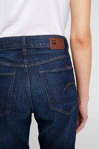 G-Star - 3301 HIGH STRAIGHT 90S ANKLE - Straight leg jeans - dark aged - 5