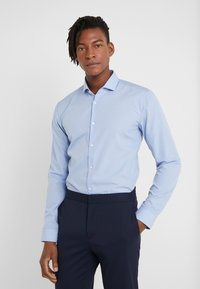 HUGO - ERRIKO EXTRA SLIM FIT - Formal shirt - light/pastel blue - 0