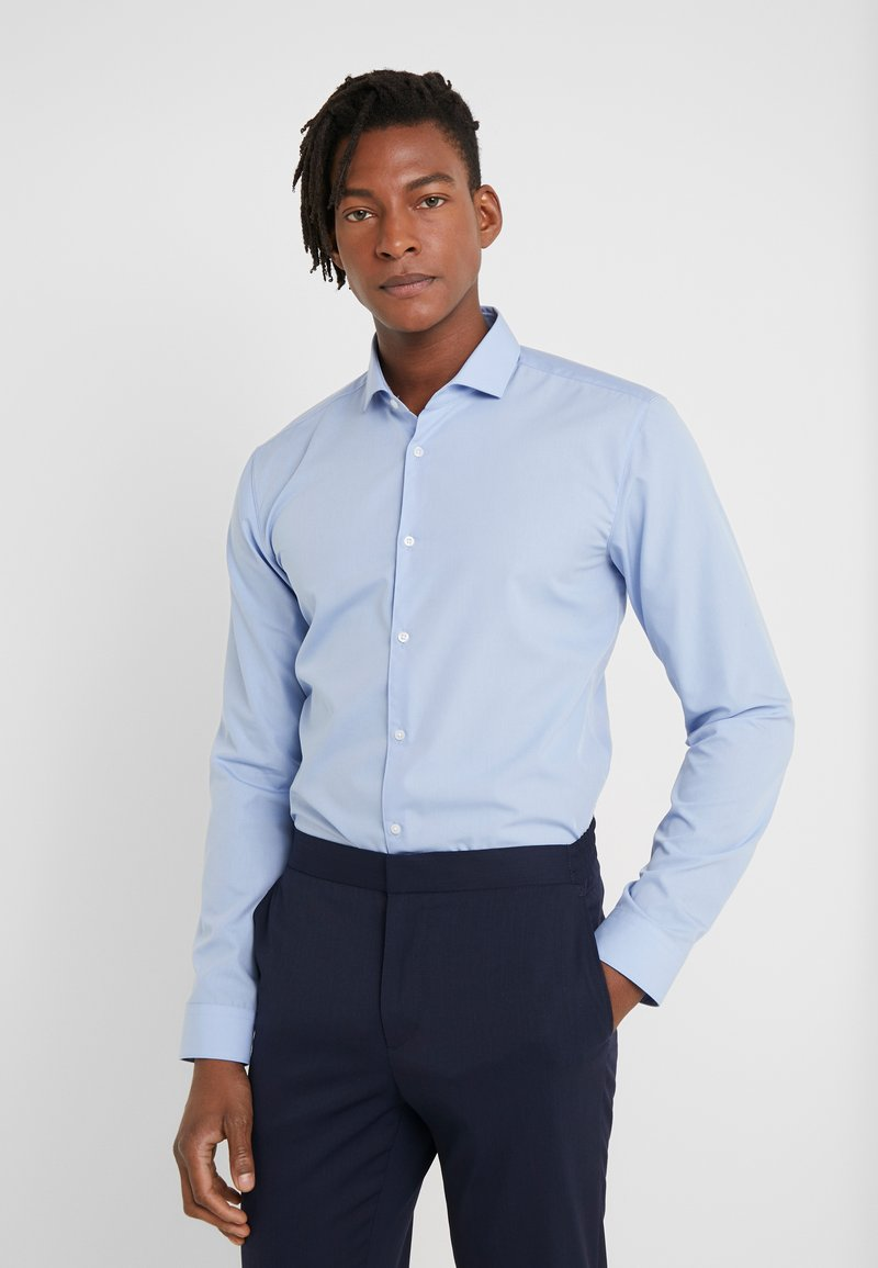 HUGO - ERRIKO EXTRA SLIM FIT - Formal shirt - light/pastel blue