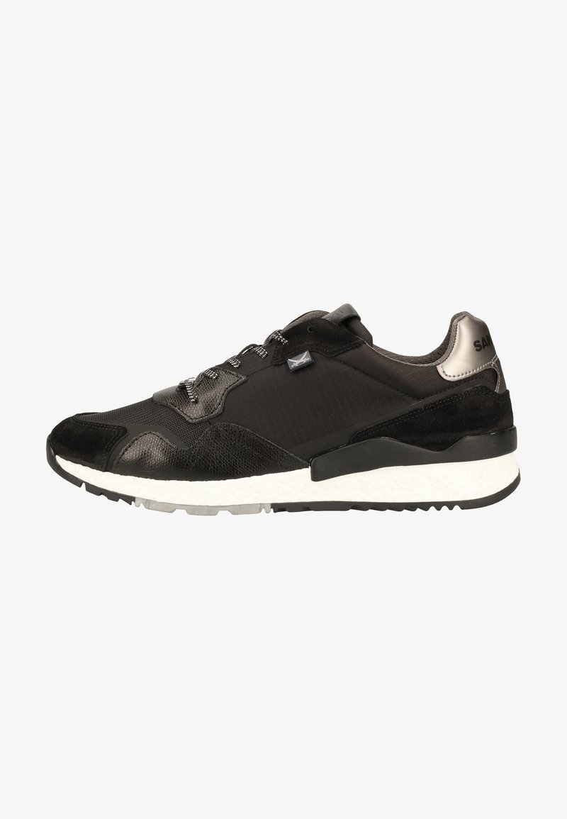 Sansibar Shoes - Matalavartiset tennarit - schwarz 1