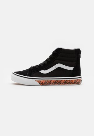 SK8 ZIP - High-top trainers - black