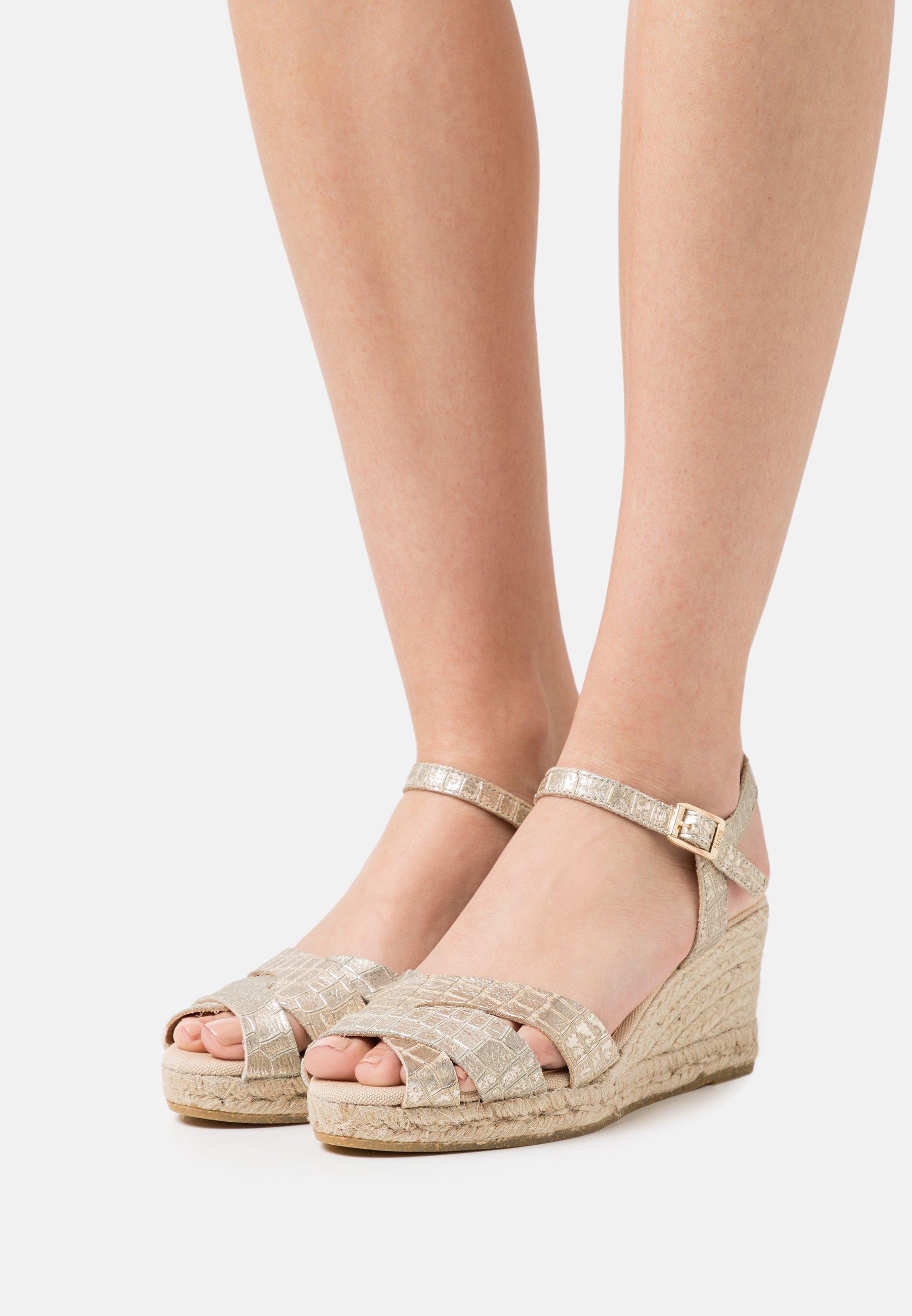 Women LAURA - Platform sandals
