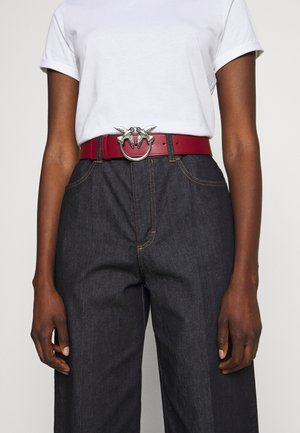 BERRY SIMPLY BELT - Skärp - dark red