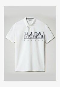Napapijri - EALLAR - Polo shirt - bright white - 3