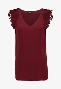 s.Oliver BLACK LABEL - Blouse - bordeaux - 3