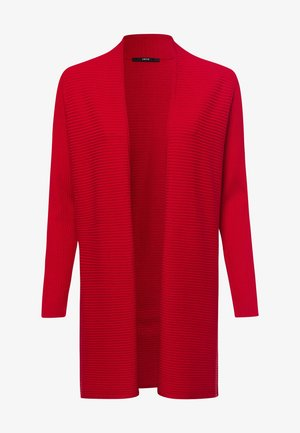 Cardigan - red flame
