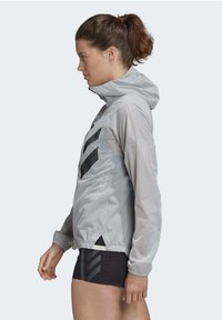 adidas Performance - AGRAVIC RAIN.RDY TRAIL RUNNING - Sports jacket - white - 4