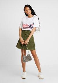 Noisy May - Mini skirt - olivine - 1