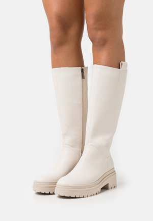 Platform boots - ice