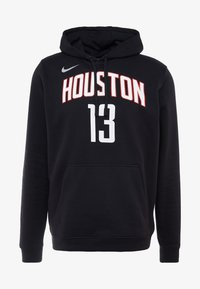 Nike Performance - NBA HOUSTON ROCKETS JAMES HARDEN NAME&NUMBER HOODIE - Kapuzenpullover - black - 5