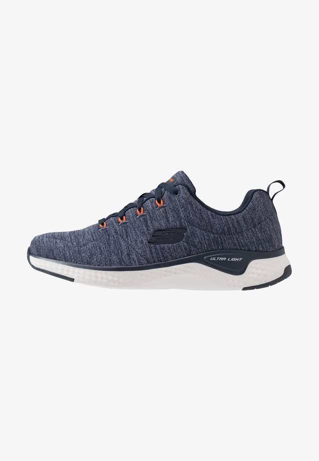 SOLAR FUSE - Trainers - navy