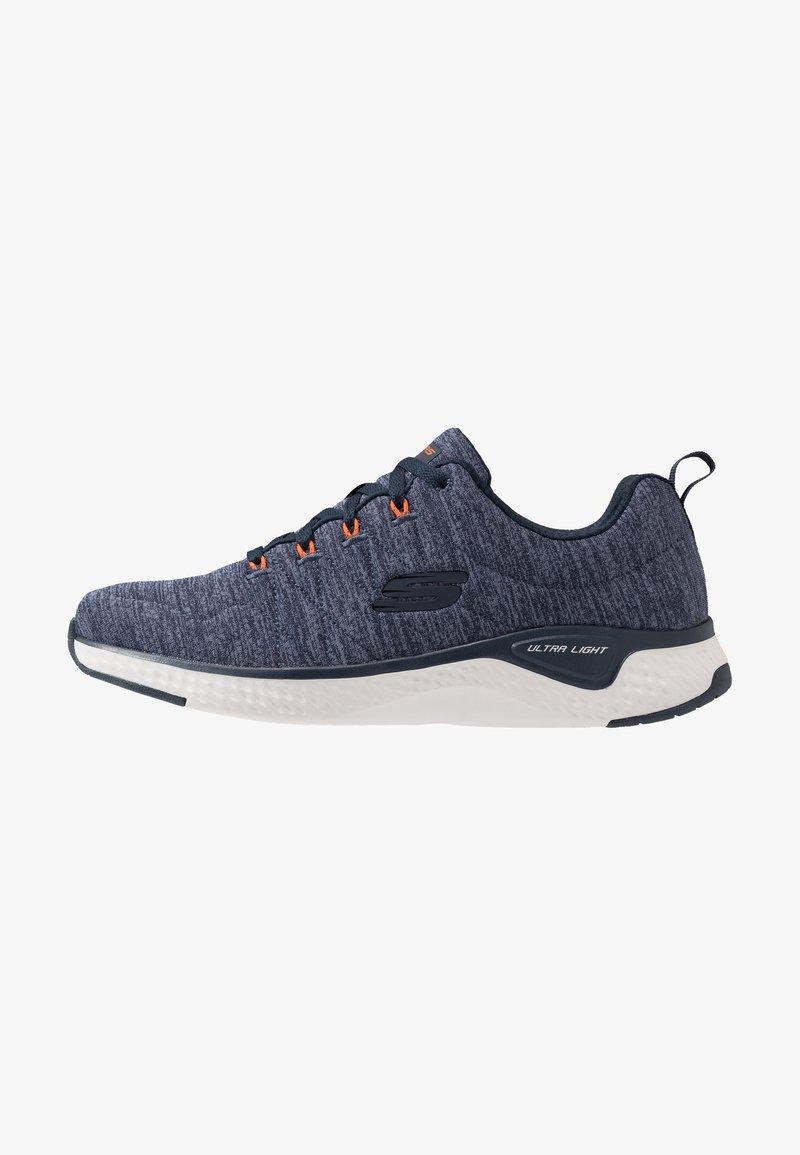 Skechers Sport - SOLAR FUSE - Sneakersy niskie - navy