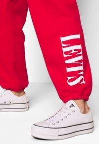 Levi's® - LOGO - Pantalones deportivos - heather smokestack - 3