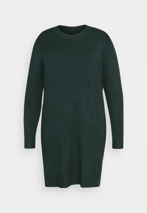 Jumper dress - teal