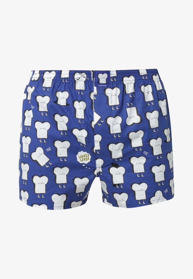 TOAST - Boxer shorts - royal